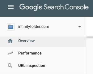 Google Search Console - Verification Done