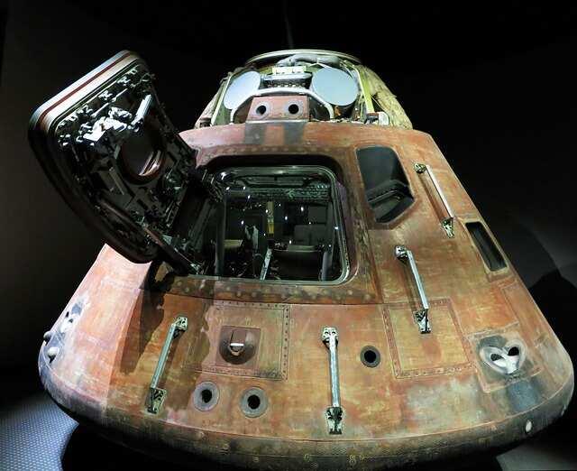 Real Space Capsule